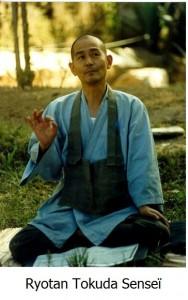 Maître Ryotan Tokuda
